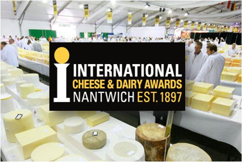 DE GRAAFSTROOM CHEESE IS VERY SUCCESSFUL AT THE GLOBAL CHEESE AWARDS